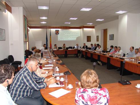 Imagine de la seminar